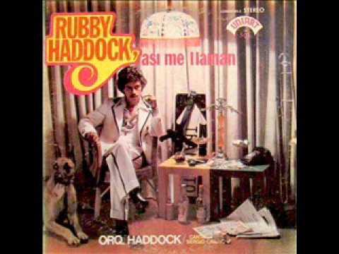 Rubby Haddock - solo quiero olvidar