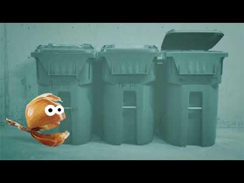 Line Your Bin - Food Scraps Recycling