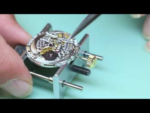 Rolex Submariner Watchmaking Demonstration