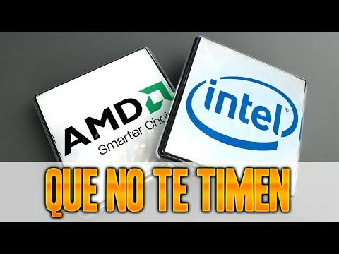 INTEL vs AMD - Como elegir un buen procesador