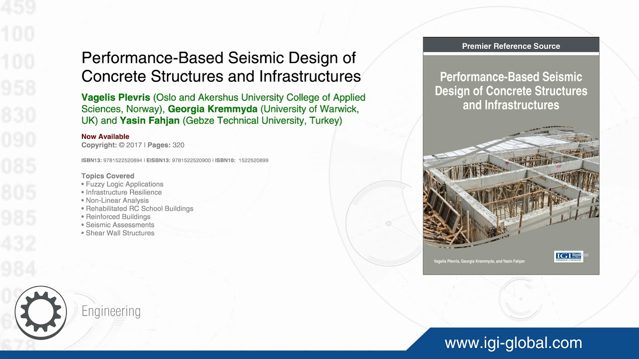 Performance-Based Seismic Design of Concrete Structures and