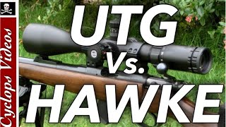 UTG vs Hawke Air Rifle Scopes