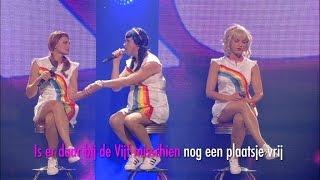 K3 zingt een afscheidslied | Tegen de Sterren op | VTM