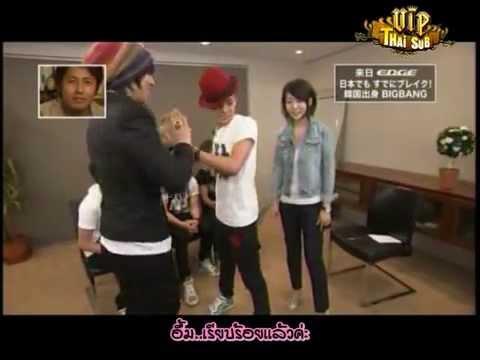 090622 - Bigbang Japan TV music edge [VIP THAI SUB]
