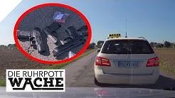 Waffen-Taxi: Der mobile Waffenlieferant   Die Ruhrpottwache   SAT.1 TV