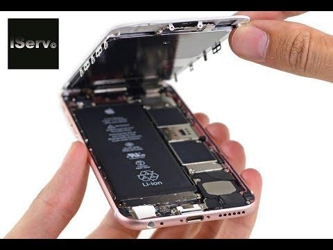 Как разобрать 6 айфон