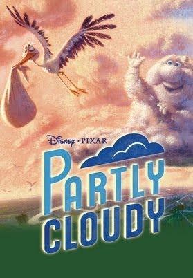 Resultado de imagen de partly cloudy