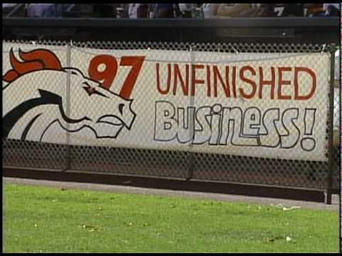 The 1997 Denver Broncos Video