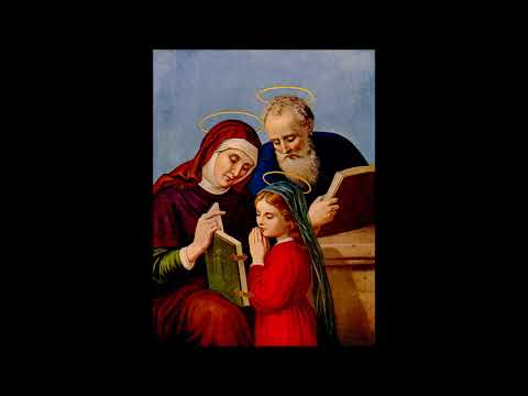 The Early Life of St Anne