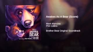 Awakes As A Bear (Score)