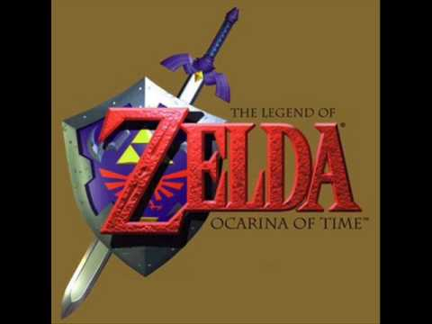 Zelda : Ocarina Of Time Open Chest With get Item sound