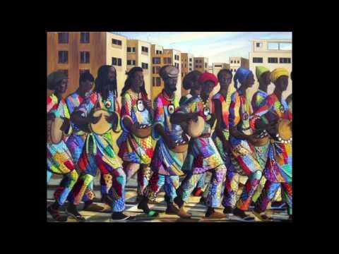 Azizfizzle - Bayfall Beat Mbalax instrumental 2017 mix Sénégal