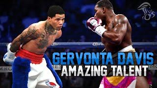 Is Gervonta Davis The Most Talented Boxer Today?