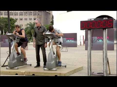 Maratona De Provas Prova Capacidade Física E Autocontrole Dos Homens | Power Couple