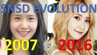 Video SNSD EVOLUTION (2007-2016) download MP3, 3GP, MP4, WEBM, AVI, FLV September 2017
