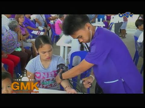 UNTV free medical and legal services in San Pedro, Laguna