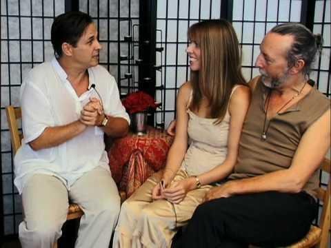 Deva premal and Miten interview
