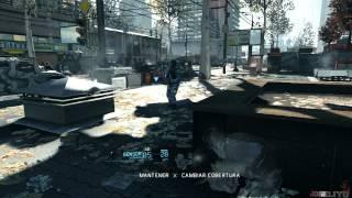 Ghost Recon Future Soldier | Walkthrough | Episodio 11 | Oso invisible