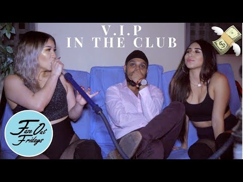 Is Getting VIP At The Club Worth It? | Faze Out Friday's in San Antonio