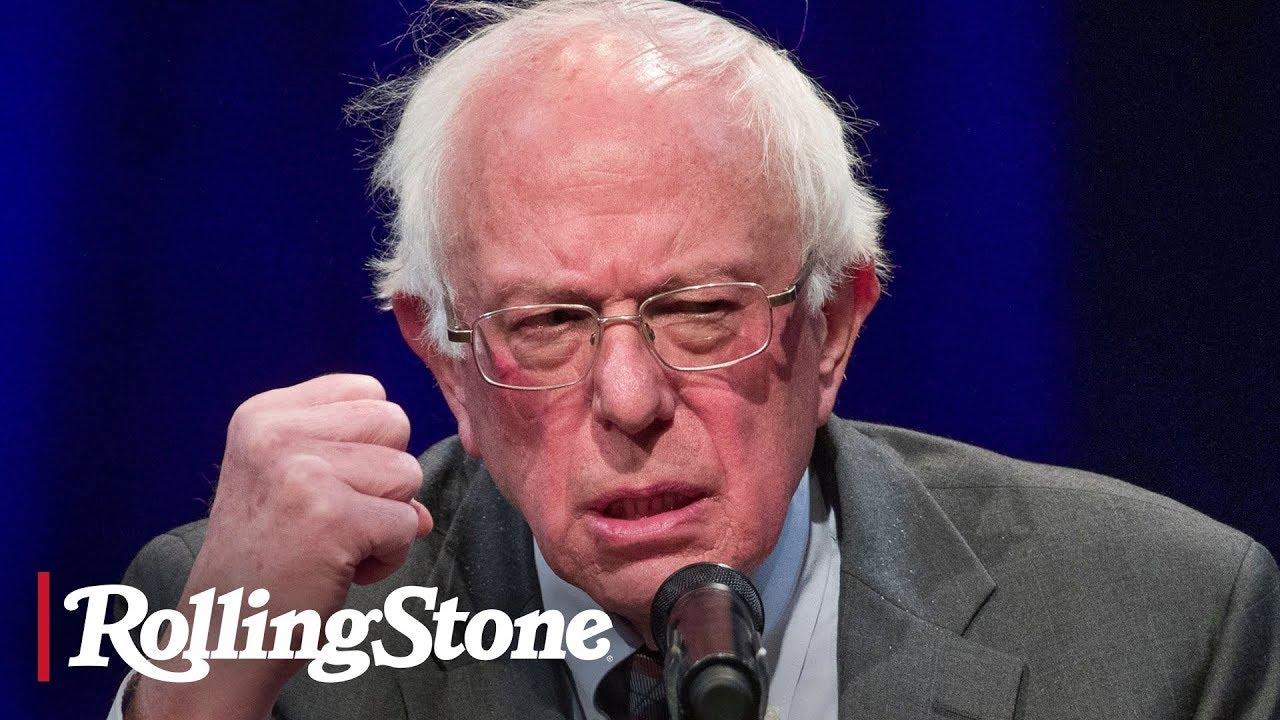 Bernie Sanders' 2020 Bid, Ariana Grande's Chart Dominance   Rolling Stone News 2/19/29