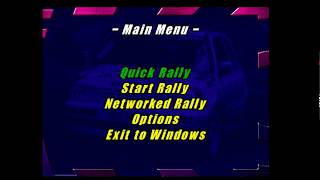 International Rally Championship by Europress 1997 (PC GAME)
