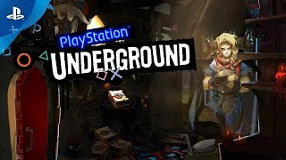 Pyre - PS4 Gameplay | PlayStation Underground