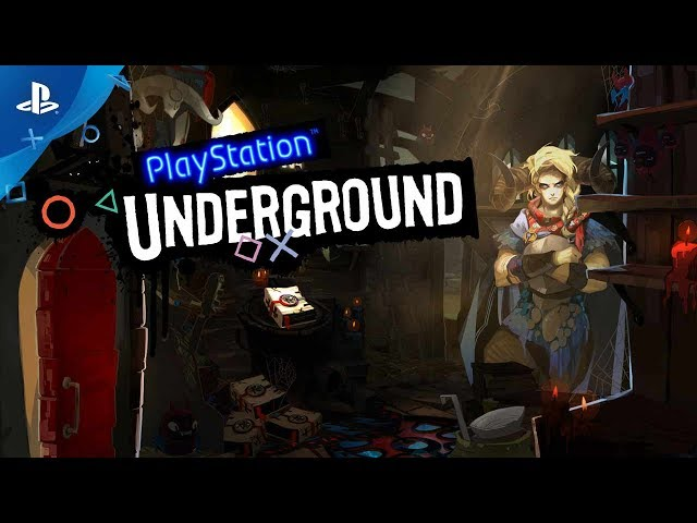 Pyre - PS4 Gameplay   PlayStation Underground