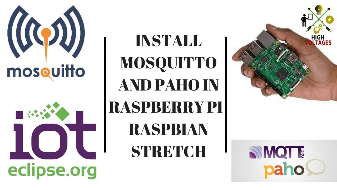 install mosquitto on raspberry pi