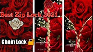 Best Lock Screen For Android 2021 || Mobile me Zip lock kaise lagaye 2021 screenshot 5