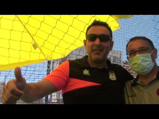 Dos video resúmenes de partidos del Torneo del At. Jonense