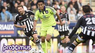 Highlights R. Charleroi SC - RSC Anderlecht