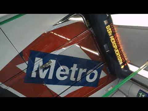 Metro de Madrid - Proxima Estacion Colombia