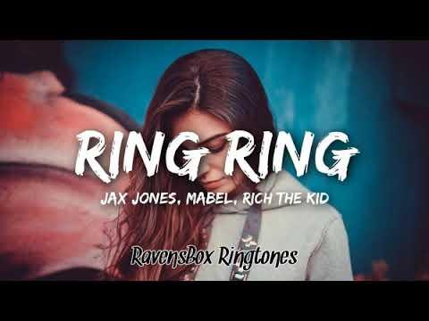 Jax Jones ft. Mabel - Ring Ring - ringtone by RavensBox