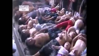 Syria Chemical Attack Victims