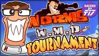 Worms W.M.D. Tournament! DON'T MISS THE EPIC!