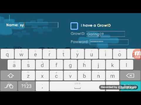 Cara Buat Akun Growtopia Youtube