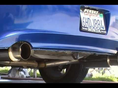 Honda Accord 09 V6 w/ exhaust