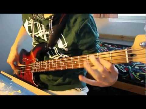 Foo Fighters  Monkey Wrench  Bass