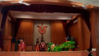 Publication Date: 2017-05-27 | Video Title: 2016-2017聖博德學校會員大會(獅藝表演)