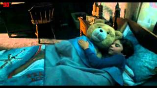 TED: nothing is more powerful than a young boys wish