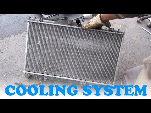 How a Car's Cooling System Works