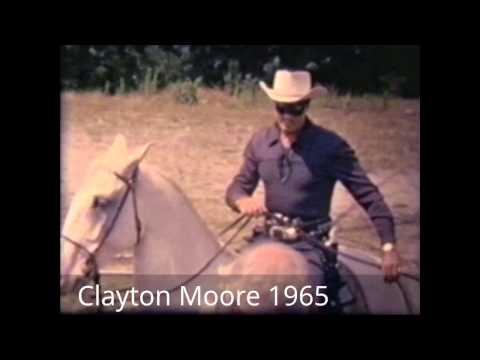 Clayton Moore at Pleasure Island, 1965