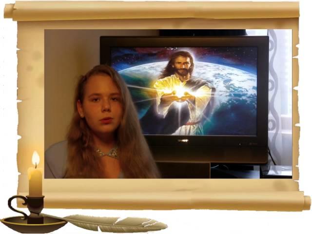 Изображение предпросмотра прочтения – ЕкатеринаЧеремисина читает произведение «Вечерний ангел» И.А.Бунина