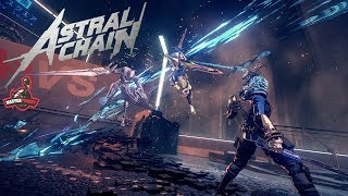 Astral Chain Gameplay Part 3