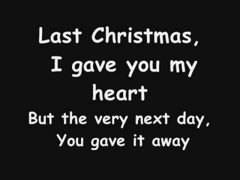 Wham - Last Christmas [ lyric, subtitle