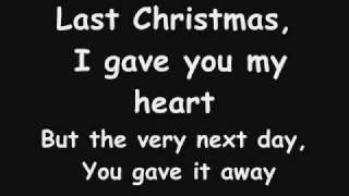 Wham - Last Christmas [ lyric, subtitle ]