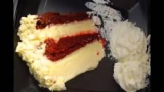 Red Velvet Cake Cheesecake Factory