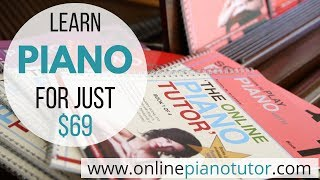 How To Play The Piano in 40 Lessons - GUARANTEED