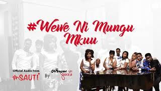 Shangwe Voices | Wewe Ni Mungu Mkuu (Official Audio)