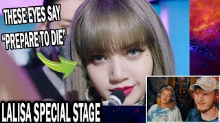 Lisa Lalisa Special Stage Couple Reaction